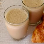 Shake kawowo-orzechowy
