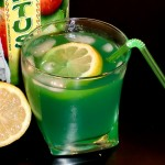 Kaktus z ginem