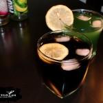 Drinki z Frugo (zielone i czarne)