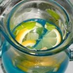 Lemoniada smerfowa