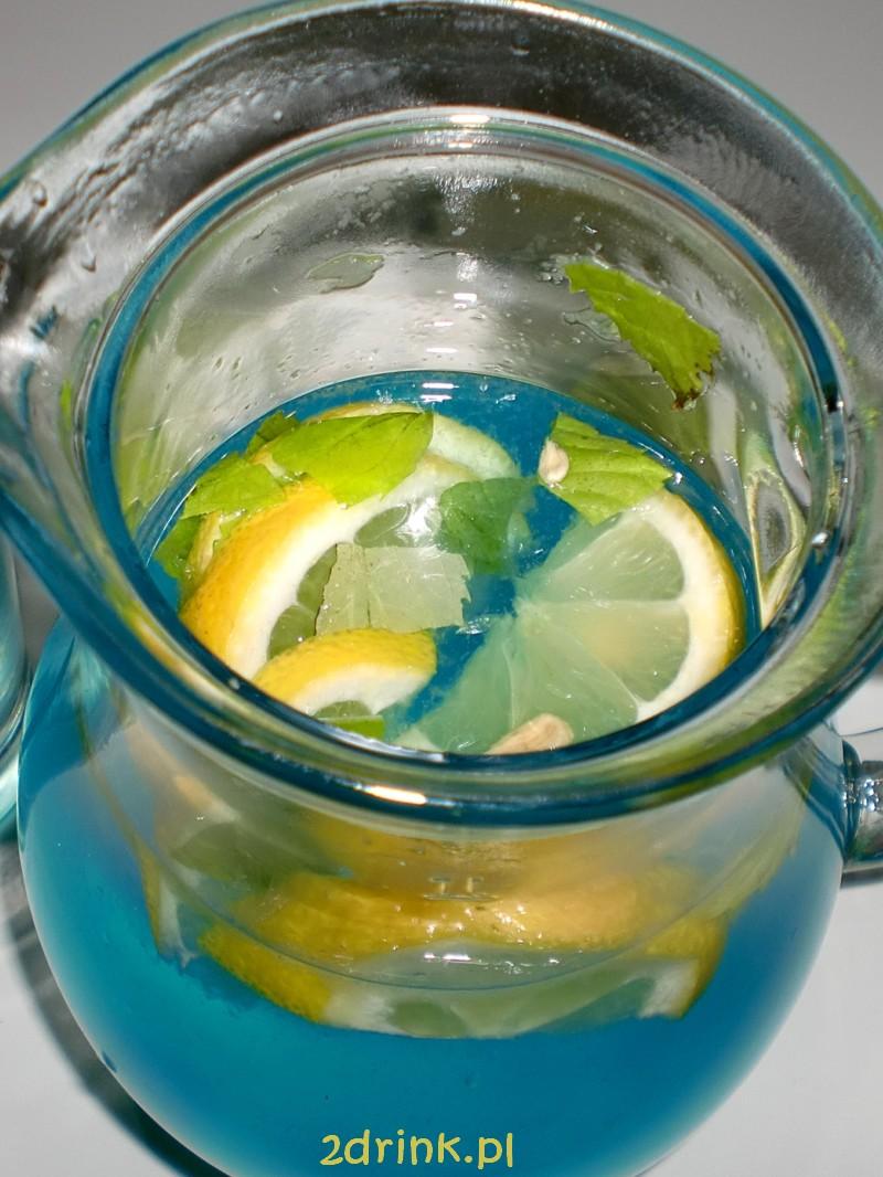 lemoniada niebieska
