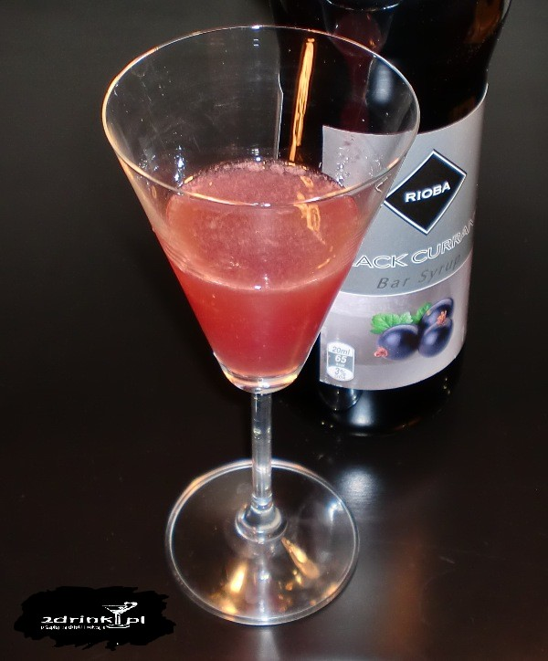Gin Cassis