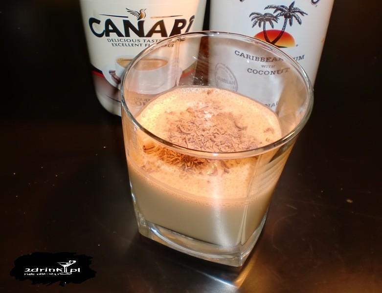 Kokos na Kanarach