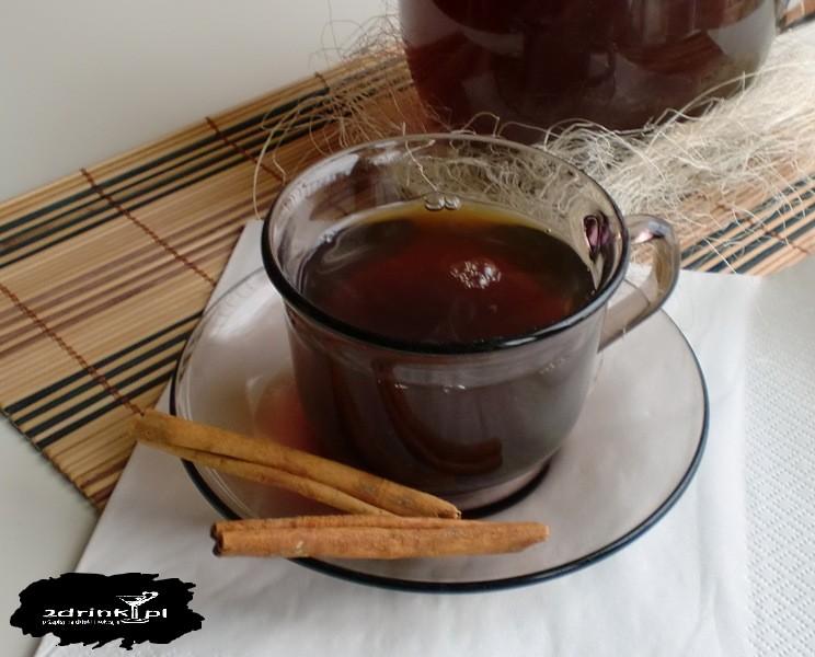 Zimowa herbata z przyprawami