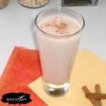 Koktajl gruszkowy z cynamonem