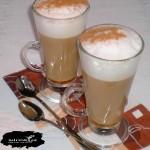 Cappuccino orzechowo-miodowe