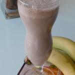 Banana-Choc Shake