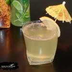 Limonka w ananasie