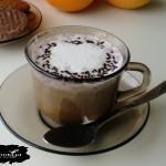 Cappuccino jagodowe