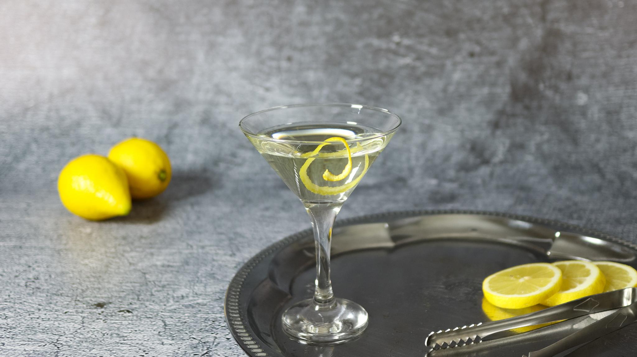 Vodkatini (Martini Vodka)