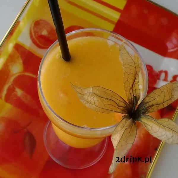 Najlepsze na świecie Brzoskwiniowe Daiquiri (Peach Daiquiri)
