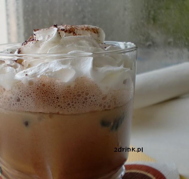 Kakaowo-waniliowe frappe
