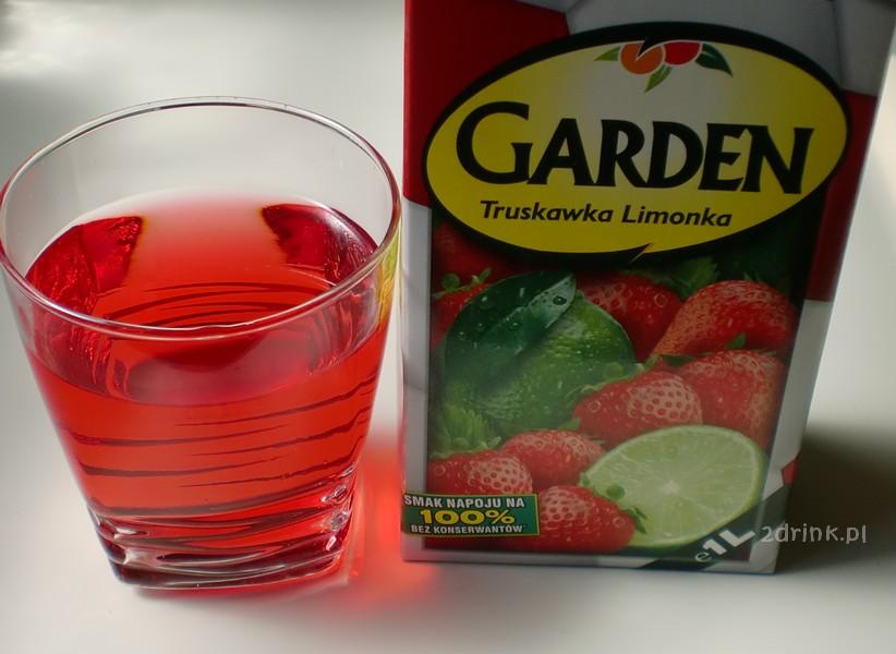 Garden truskawka limonka