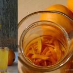 Nalewka pomarańczowa z goździkami i imbirem
