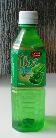 Testy: napój aloesowy