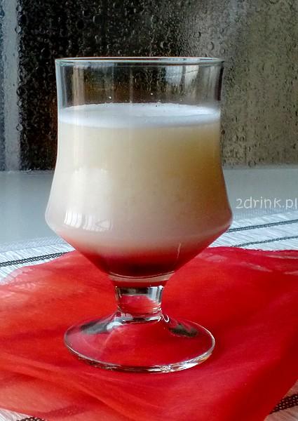 Drink z bialego Frugo II
