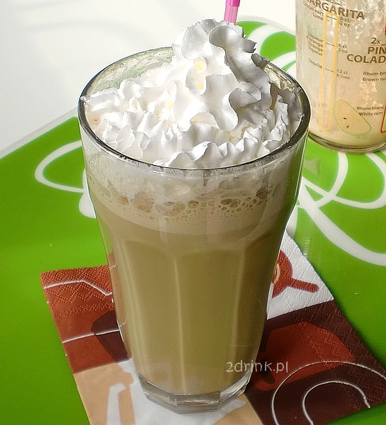 Kawa mrożona marakuja