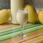 Crema di limoncello (kremowe Limoncello)