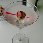 Drinki na Halloween: Halloween Martini