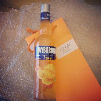 Wyborowa Mango Splash