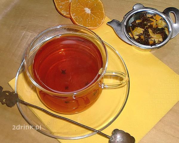 Herbata mandarynkowa