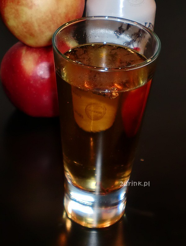 Malibu Hot Apple
