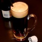 Drinki na Sylwestra: Black Velvet