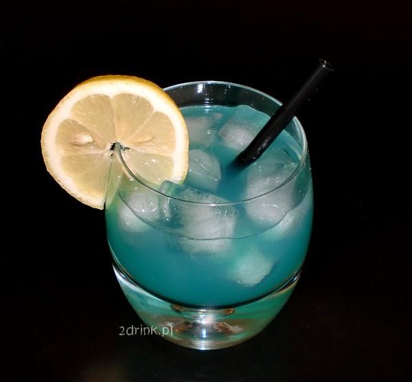 Drinki na Sylwestra: Blue Ocean