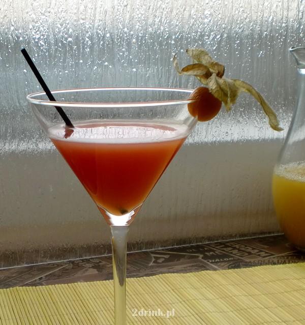 Bezalkoholowy Cocorange