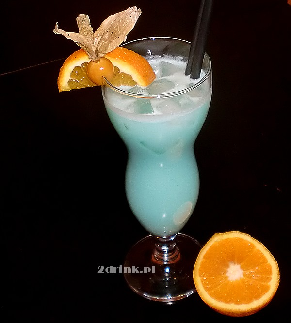 Blue Hawaiian Colada