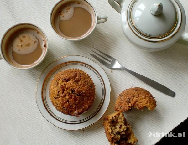 Muffinki z Baileysem i kawą