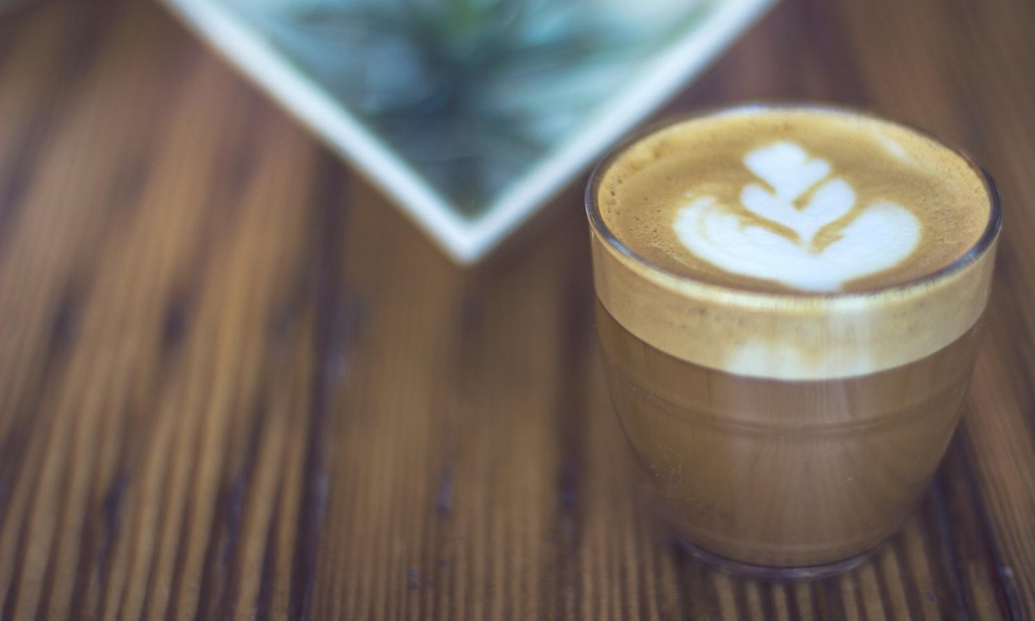 Kawa mrożona Irish