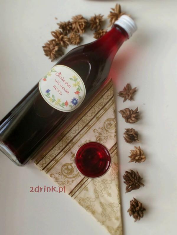 Nalewka wiśniowa (domowa wiśniówka)