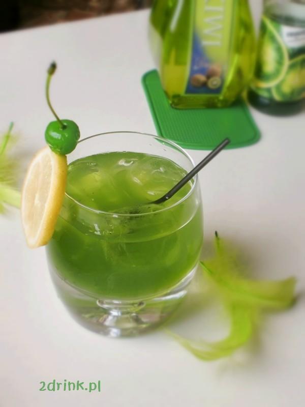 Kiwi Kiwi – drink z zielonego Frugo