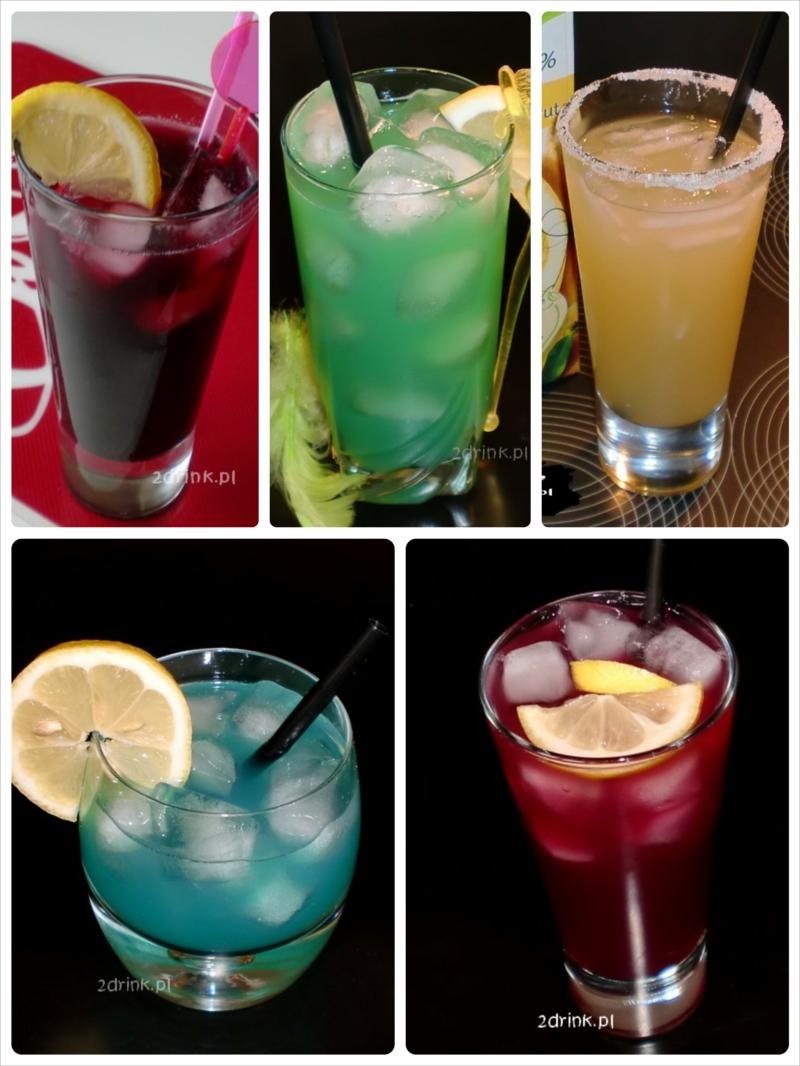drinki z wodki