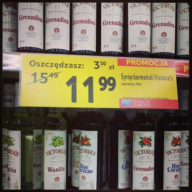 Jak oszczędzić na alkoholu, jak kupować tańsze składniki drinków?