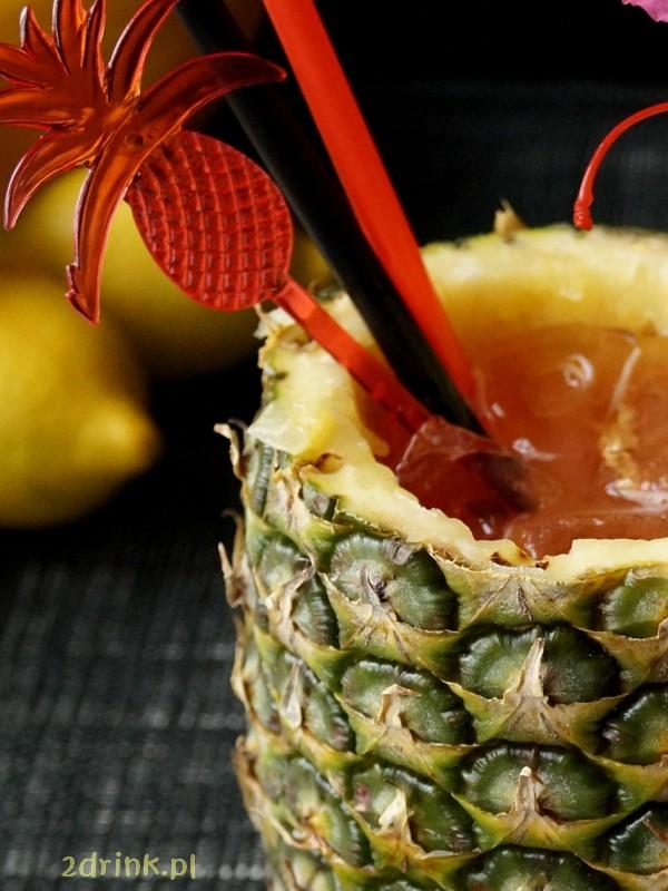 Drinki podawane w owocach – inspiracje