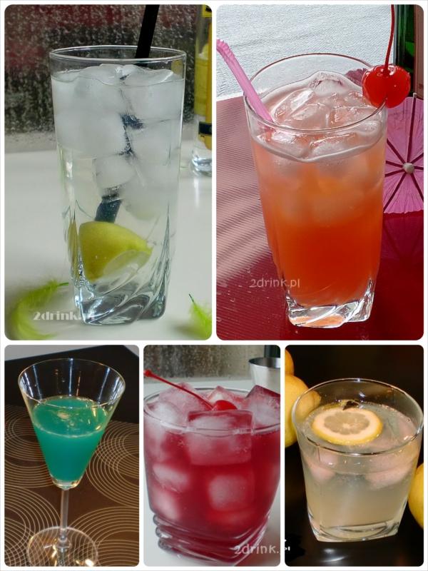 drinki z ginu