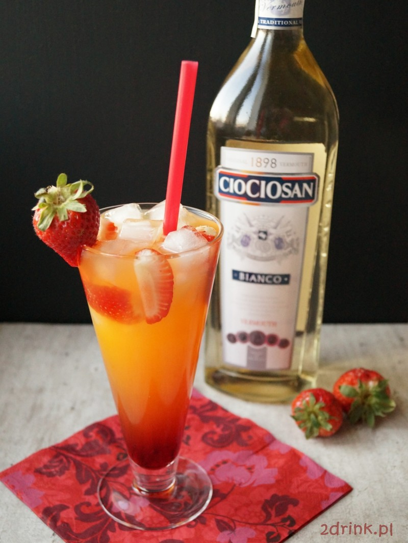 American Beauty Cocktail