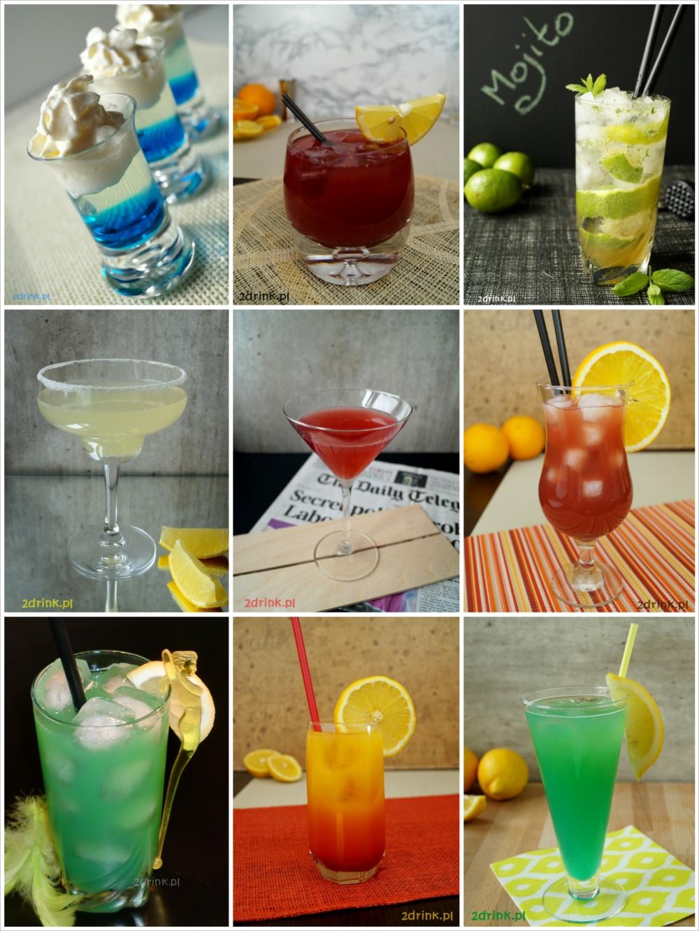 kobiece drinki