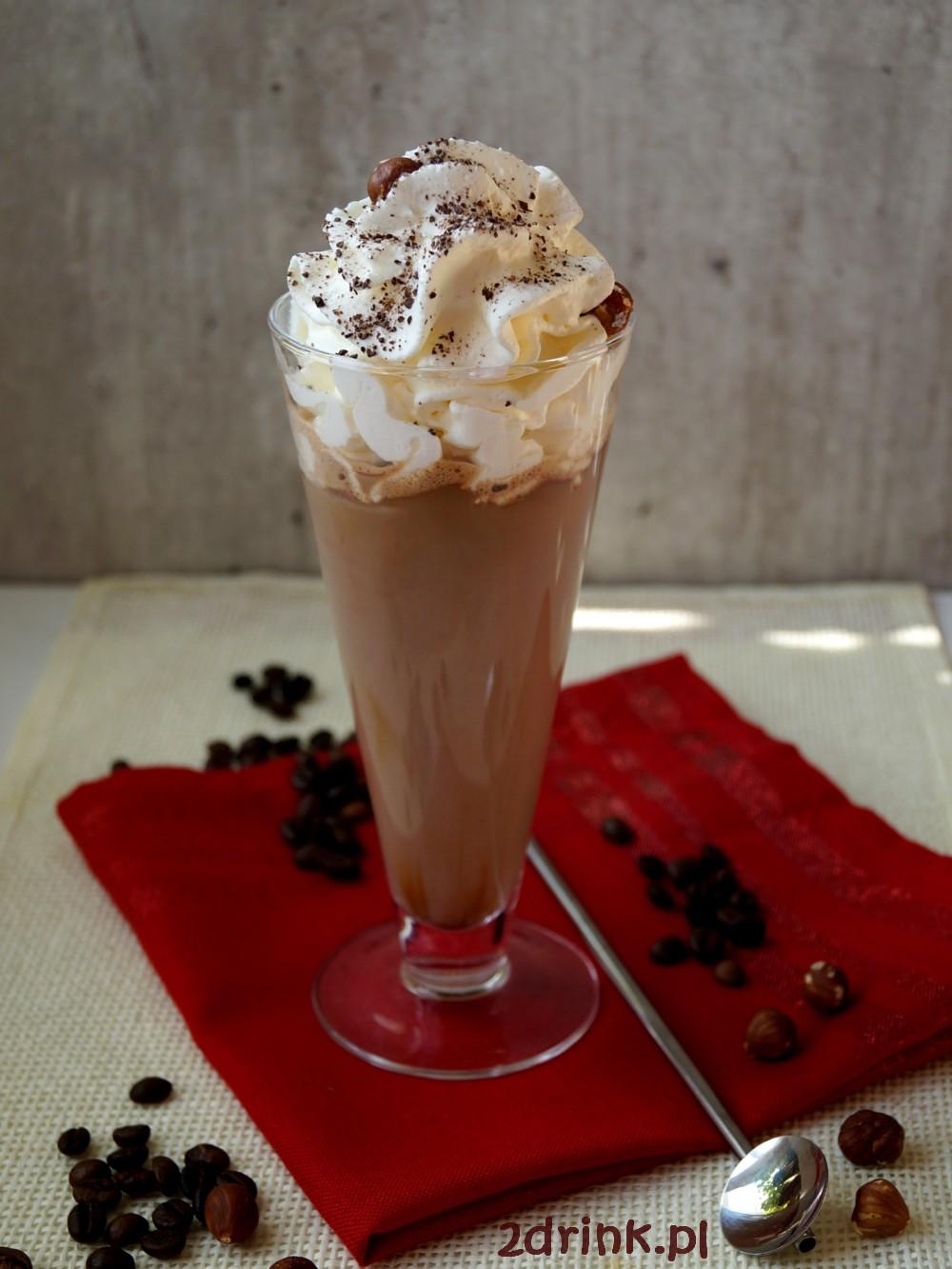 Nutella ice coffee