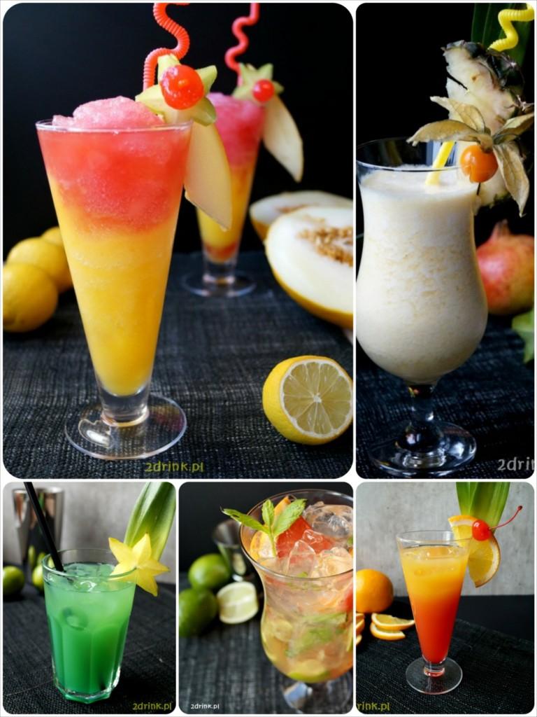 egzotyczne drinki