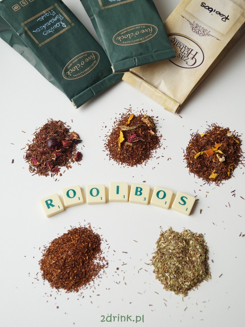 Rooibos – alternatywa dla herbaty