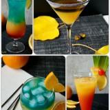warstwowe drinki