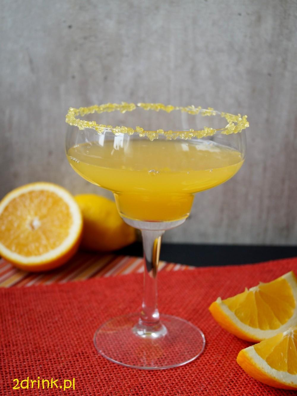 Pomarańczowa Margarita