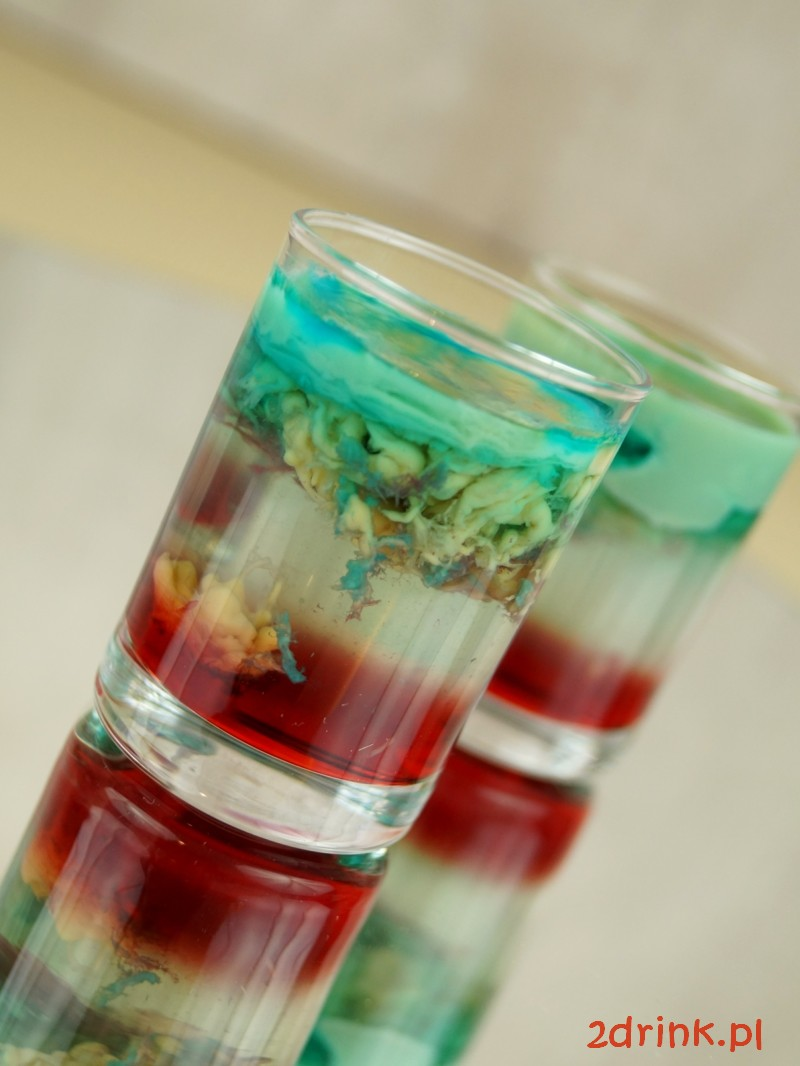 Alien Brain Hemorrhage