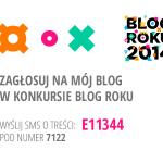 Zagłosuj na 2drink.pl w konkursie na Blog Roku 2014