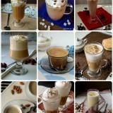 przepisy na kawe