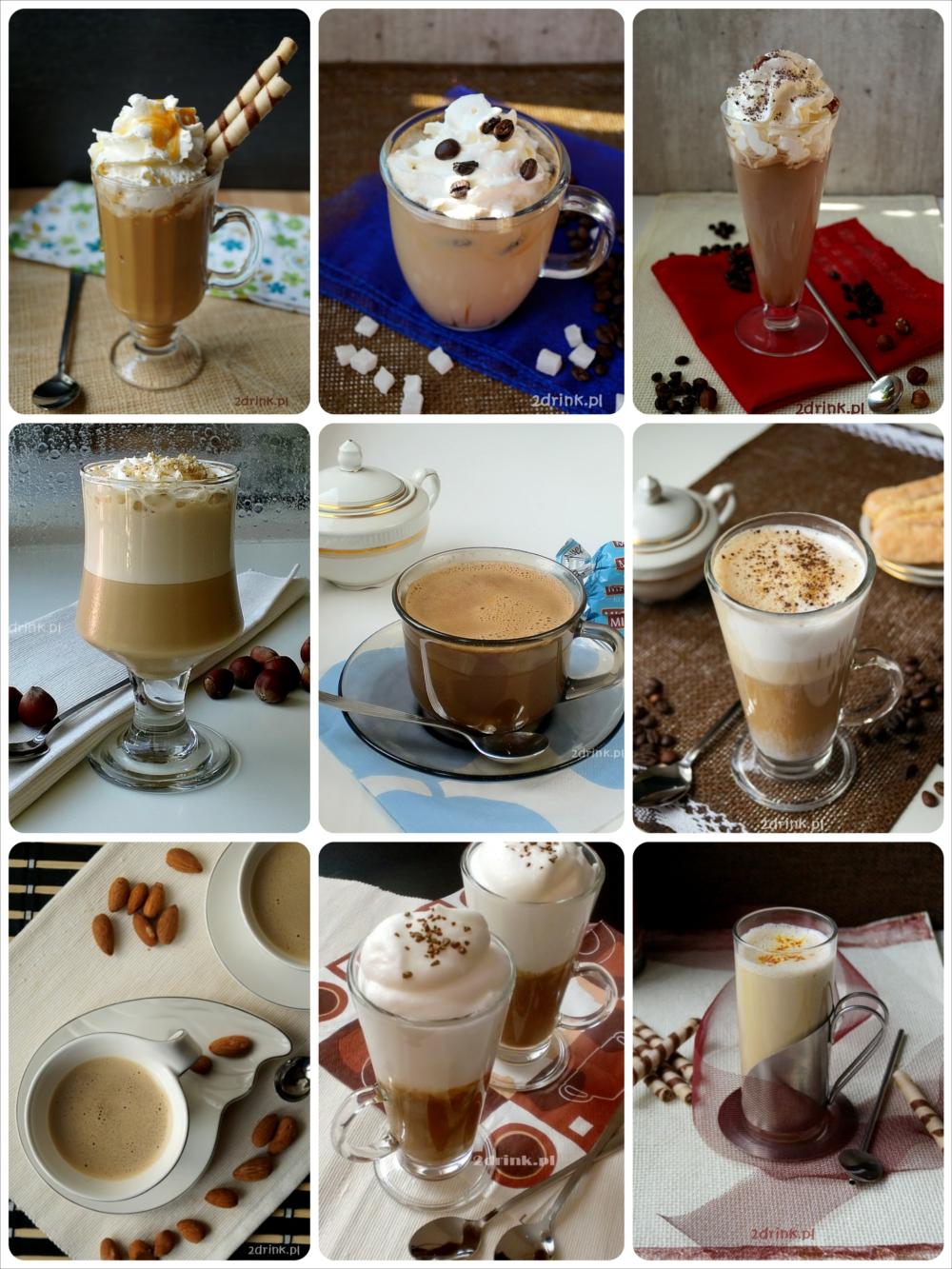 Przepisy na kawę jak z kawiarni – 9 pomysłów
