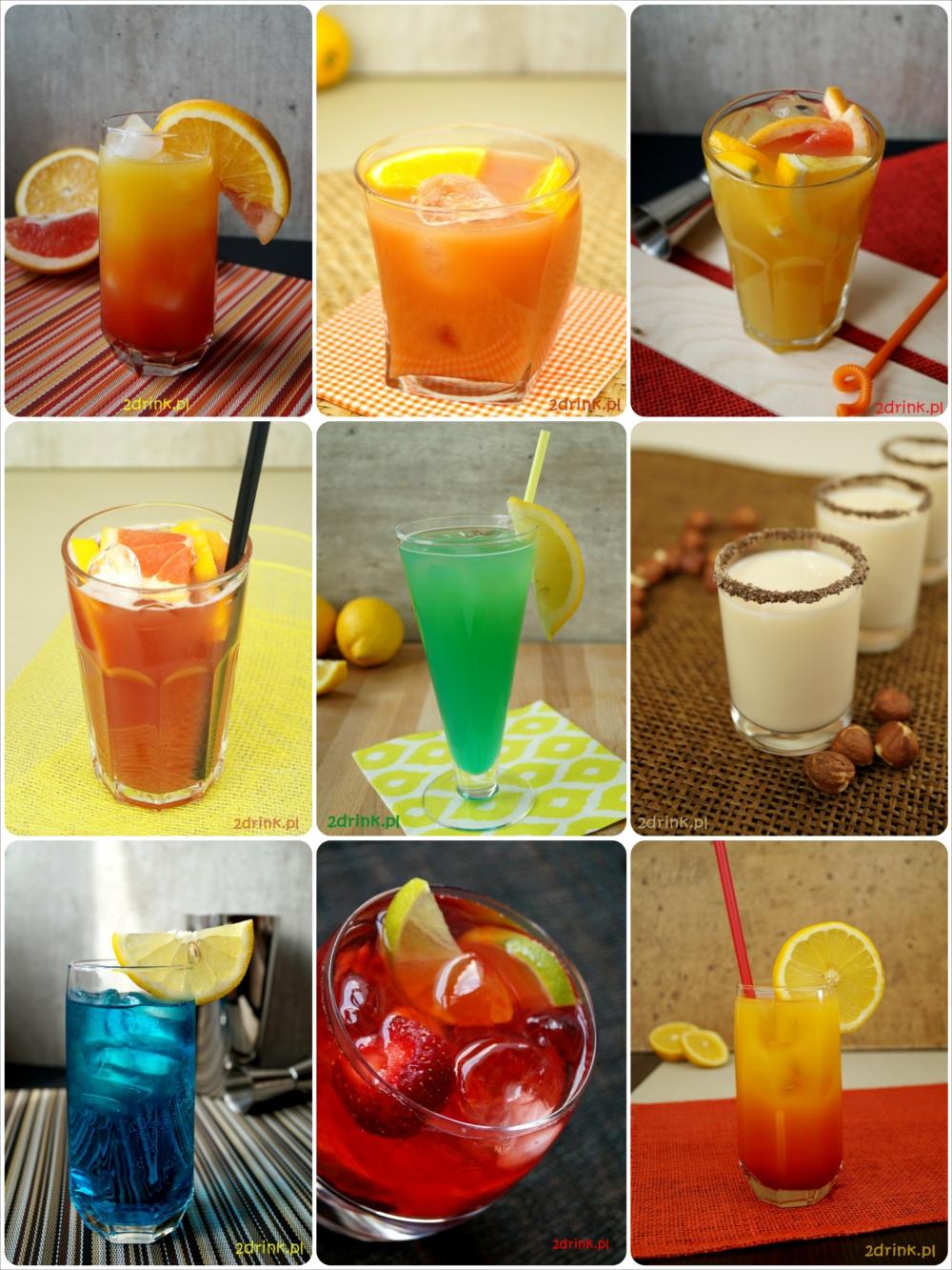 Proste drinki z wódki – 20 przepisów na majówkę